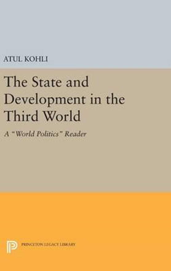 The State and Development in the Third World