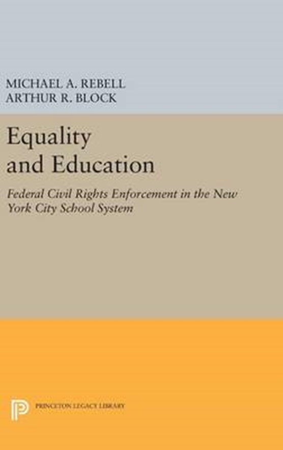 Equality and Education
