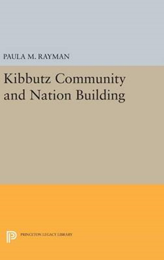 Kibbutz Community and Nation Building