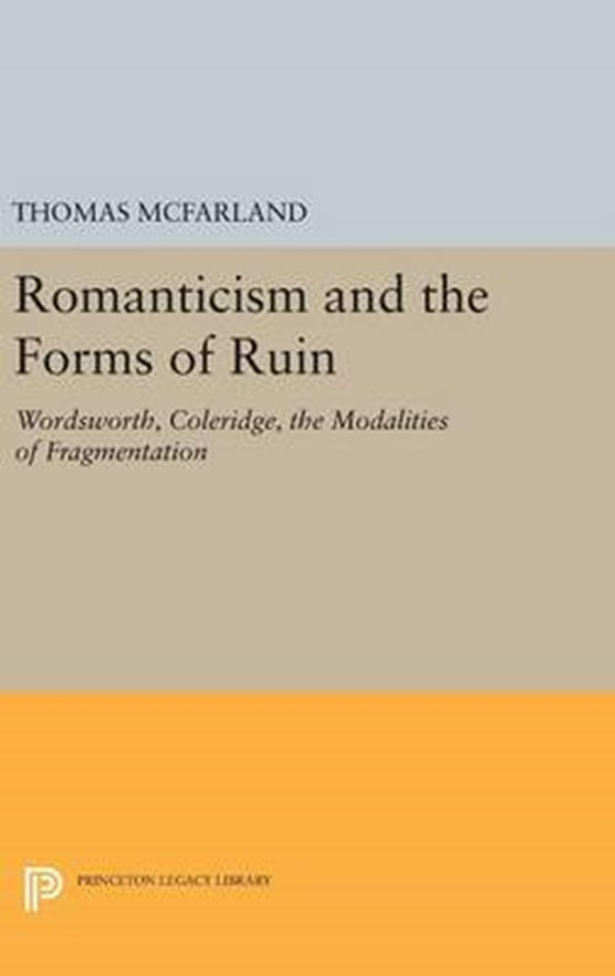 Romanticism and the Forms of Ruin