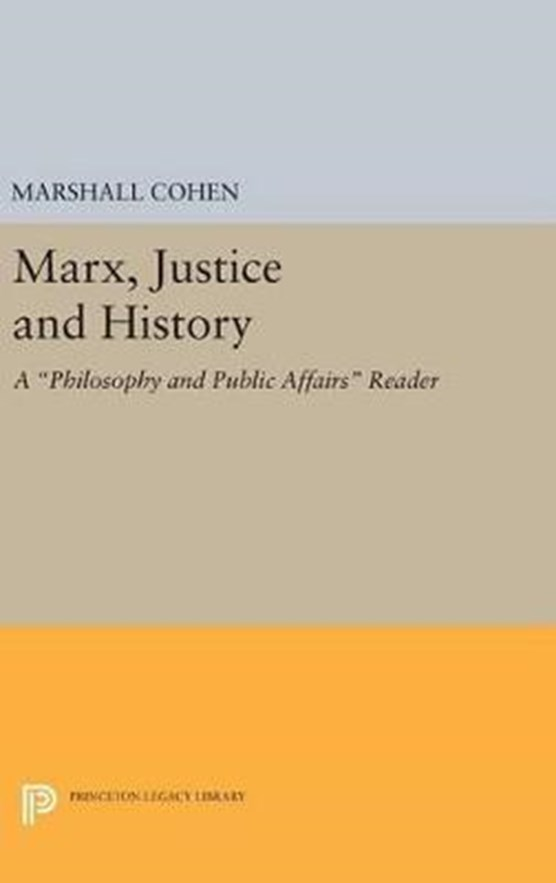 Marx, Justice and History