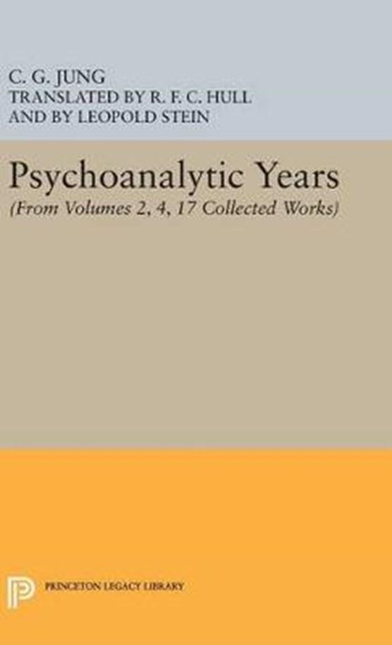 Psychoanalytic Years