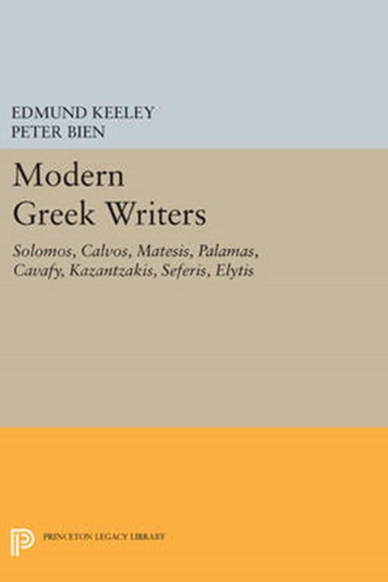 Modern Greek Writers
