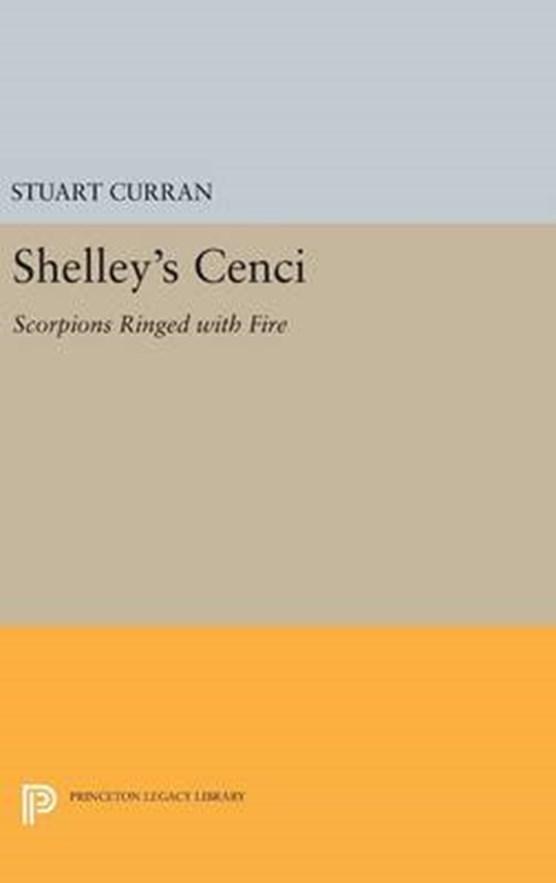 Shelley's CENCI