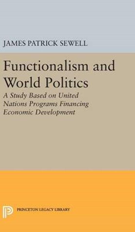 Functionalism and World Politics