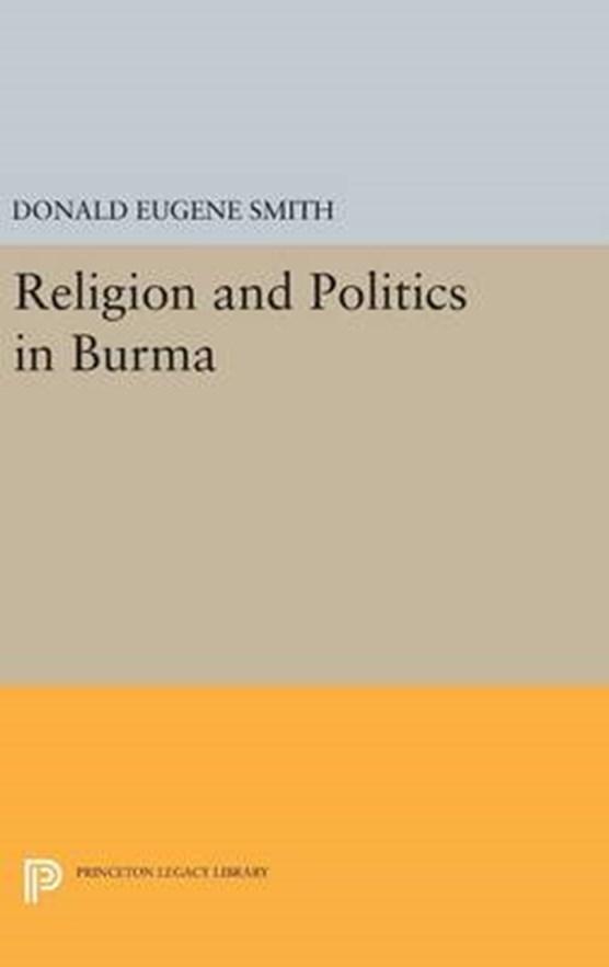 Religion and Politics in Burma