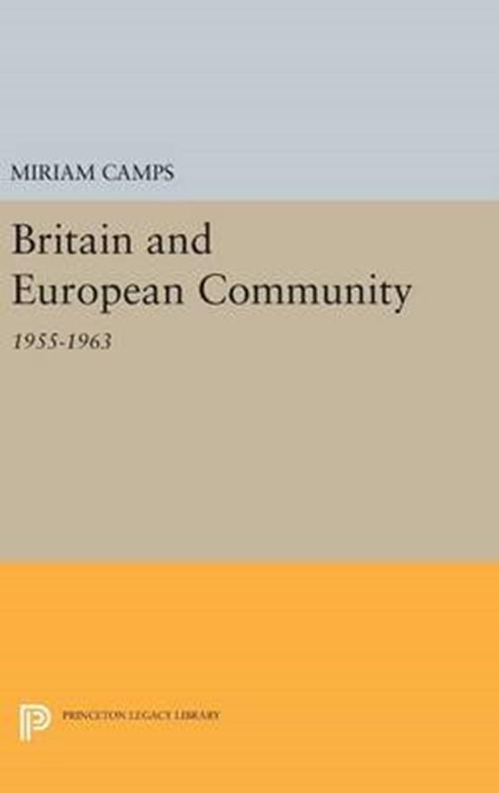 Britain and European Community