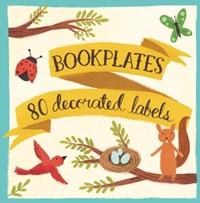 Forest friends bookplate book of labels | Yasmin Imamura |