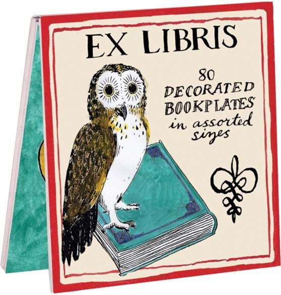Molly hatch owl bookplates
