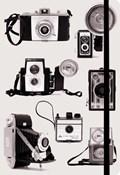 Vintage cameras essential everyday journal   Galison  