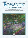 Romantic Impressions, Book 3   auteur onbekend  