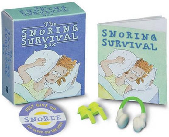 The Snoring Survival Box