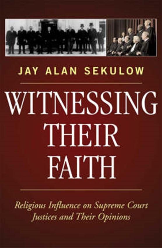 Witnessing Their Faith