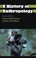 A History of Anthropology | Eriksen, Thomas Hylland ; Nielsen, Finn Sivert |