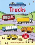 First Sticker Book Trucks | Sam Taplin |
