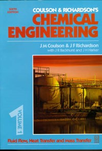 Chemical Engineering Volume   J.R Blackhurst  