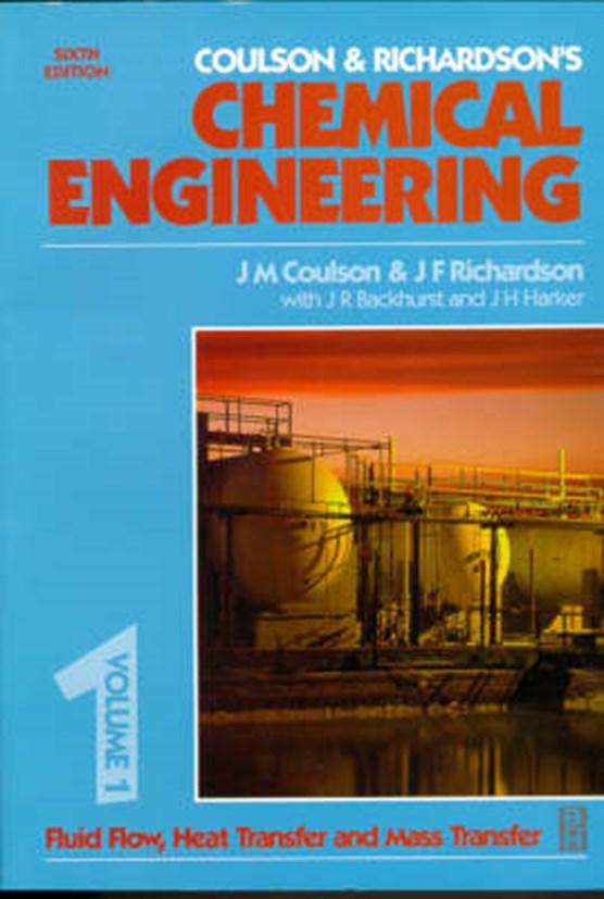 Chemical Engineering Volume