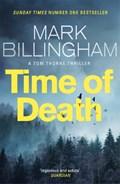 Time of death   Mark Billingham  
