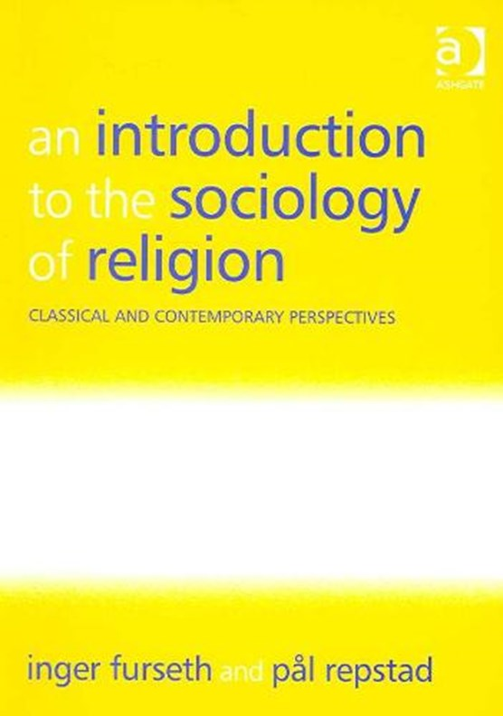 An Introduction to the Sociology of Religion