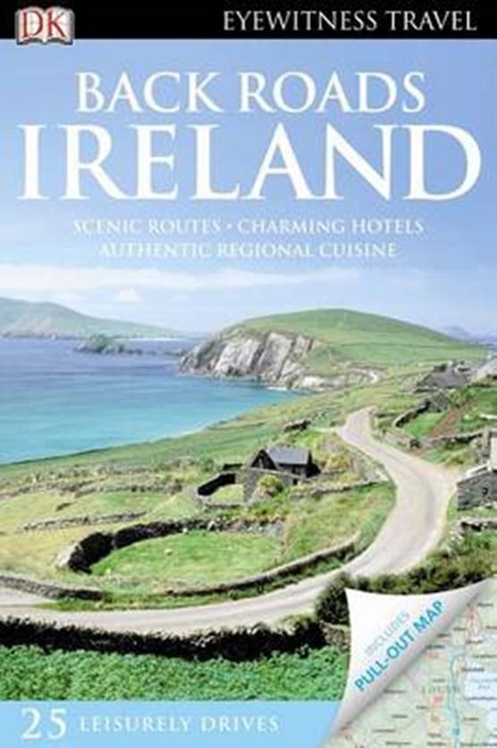 DK Eyewitness Back Roads Ireland