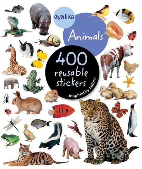 Eyelike Stickers: Animals