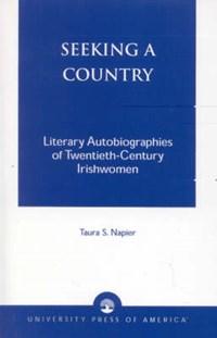 Seeking a Country | Taura S. Napier |