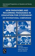 New Paradigms and Recurring Paradoxes in Education for Citizenship | G. Steiner-Khamsi ; J. Torney-Purta ; J. Schwille |
