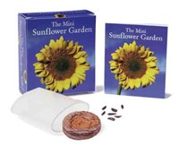 The Mini Sunflower Garden [With Sunflower Seeds, Peat Pellet & Tray]   Victoria Hyun  