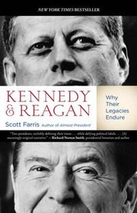 Kennedy and Reagan   Scott Farris  