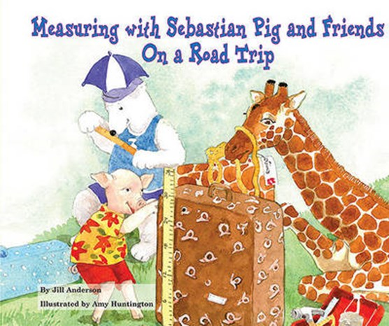Measuring with Sebastian Pig and Friends on a Road Trip