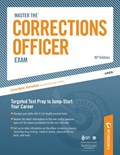 Master the Corrections Officer Exam   Peterson's  