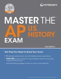 Master the AP U.S. History Exam   Peterson's  