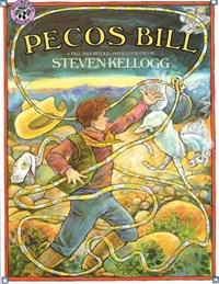 Pecos Bill | Steven Kellogg |