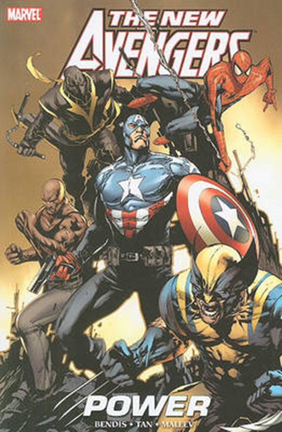 The New Avengers 10