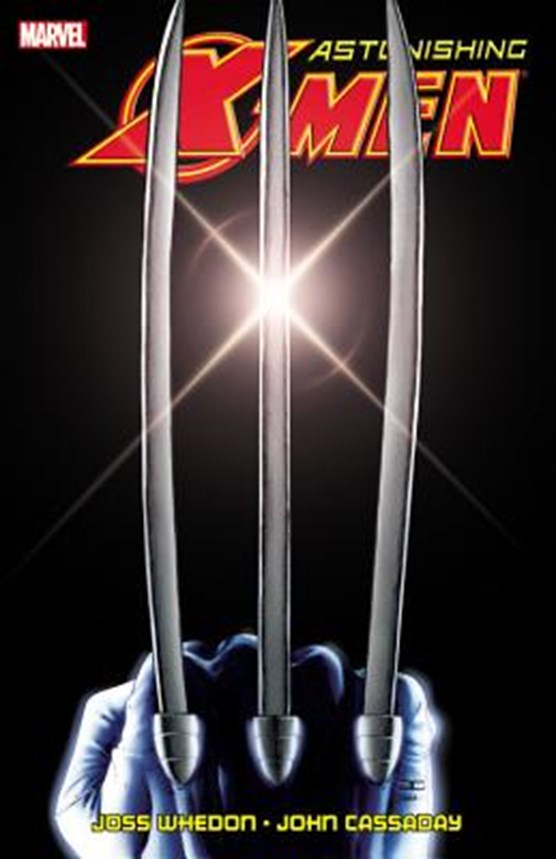 Astonishing X-men By Whedon & Cassaday Ultimate Collection 1