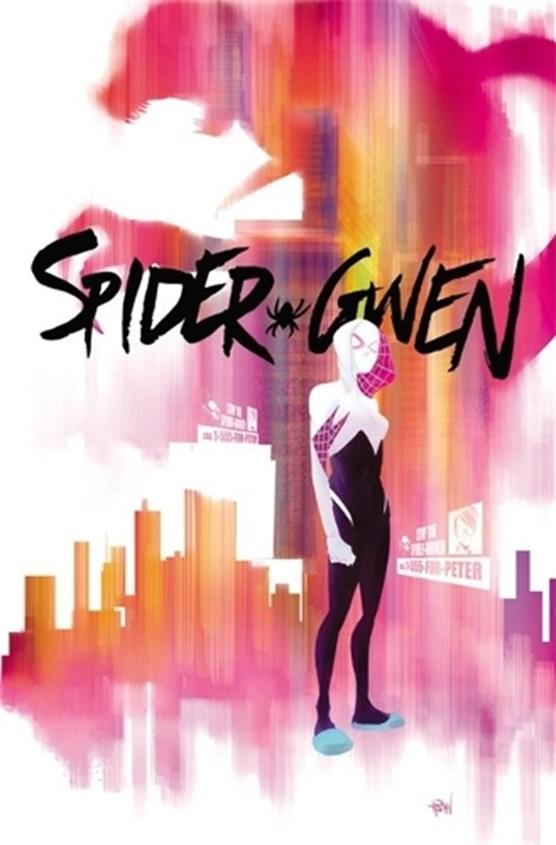 Spider-gwen (01): greater power