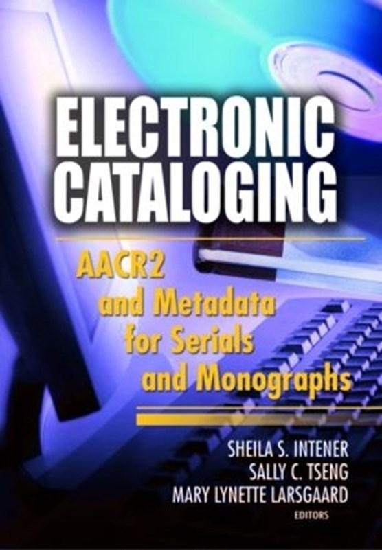 Electronic Cataloging