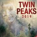 CAL 2019-TWIN PEAKS WALL CAL | Showtime |