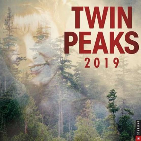 CAL 2019-TWIN PEAKS WALL CAL