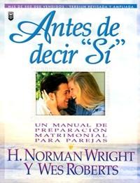 "Antes de Decir ""S-"" | N. Wright |"