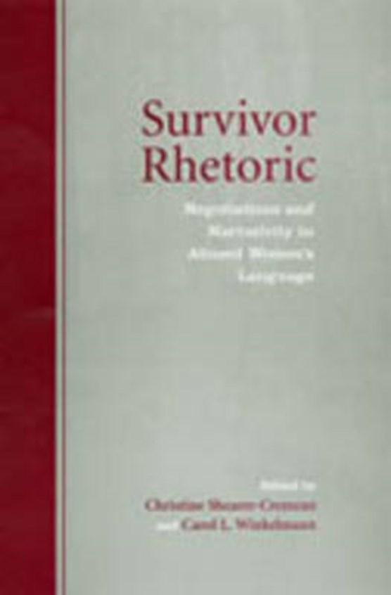 Survivor Rhetoric