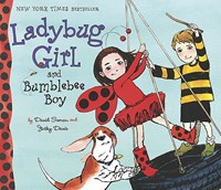 Ladybug Girl and Bumblebee Boy | Soman, David ; Davis, Jacky |