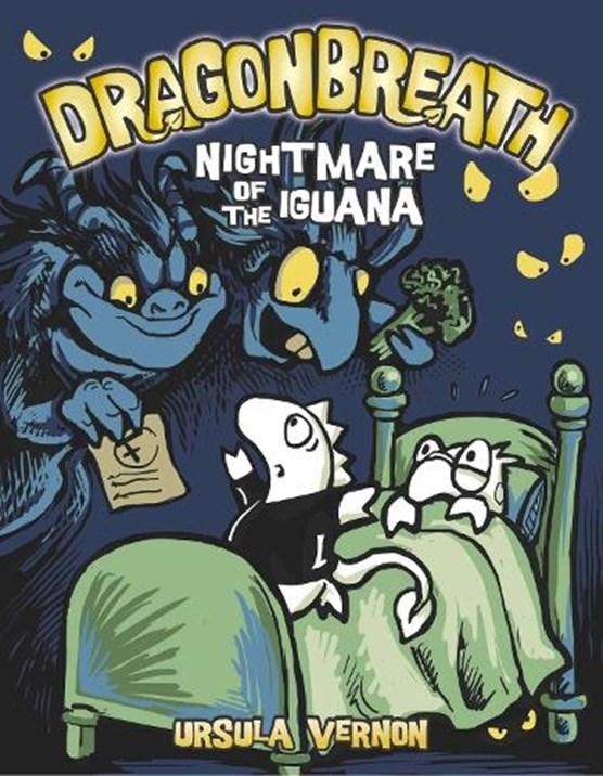 Nightmare of the Iguana