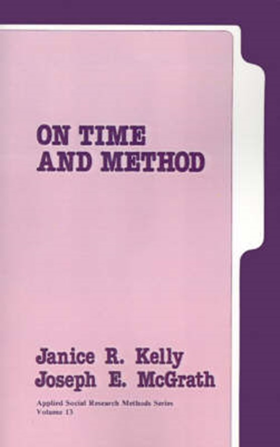On Time and Method