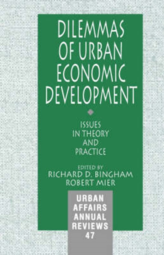 Dilemmas of Urban Economic Development