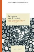 Difference and Givenness | Levi Bryant |