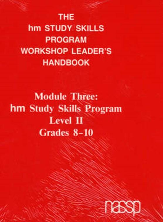 Workshop Leader's Handbook: Level II Grades 8-10