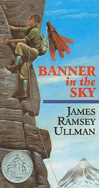 Banner in the Sky   James Ramsey Ullman  