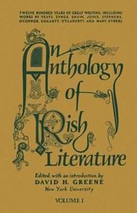 An Anthology of Irish Literature (Vol. 1)   Richard Green ; Daniel G. Calder  