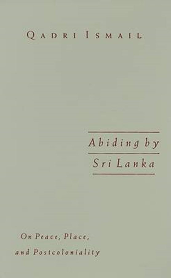 Abiding by Sri Lanka